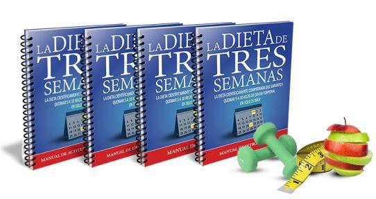 La Dieta de 3 Semanas Libro PDF