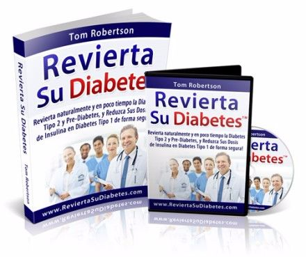 Revierta su Diabetes pdf libro