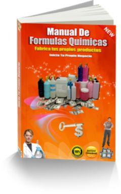 Manual de Formulas Quimicas Productos De Limpieza pdf