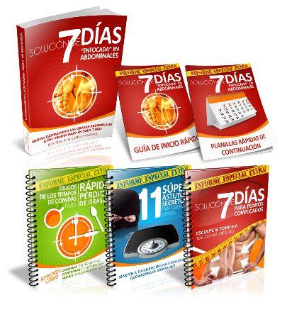 La Solución En 7 Días pdf libro