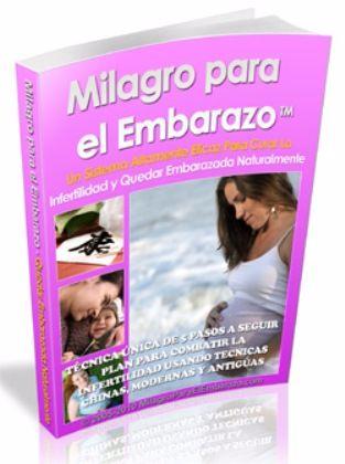 Milagro para el Embarazo PDF Libro