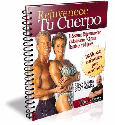 Rejuvenece tu Cuerpo pdf libro