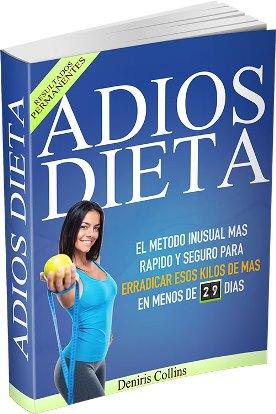 Adios Dieta PDF Libro por Deniris Collins Gratis Descargar