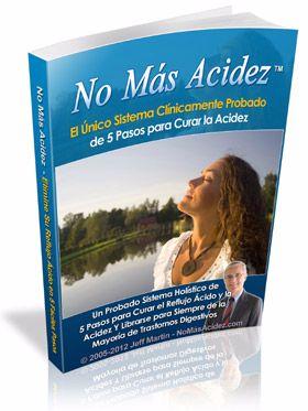 No Más Acidez libro