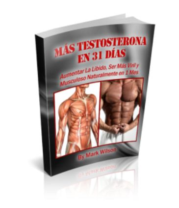 Mas Testosterona en 31 Dias