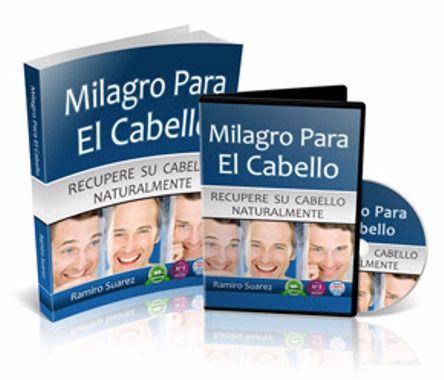 Milagro Para el Cabello PDF Libro por Ramiro Suarez Gratis Descargar