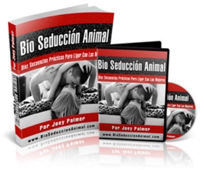 Bio Seducción Animal de Joey Palmer