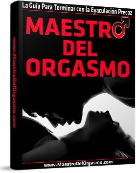 Maestro del Orgasmo pdf libro