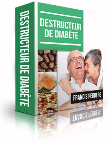 Destructeur de Diabète pdf livre